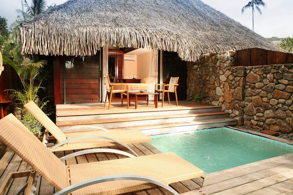 Moorea pearl resort spa french polynesia reviews for Garden pool bungalow intercontinental moorea