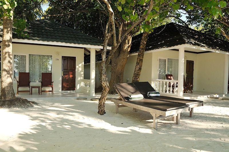 Beach Bungalow Triple Sun Island Maldives