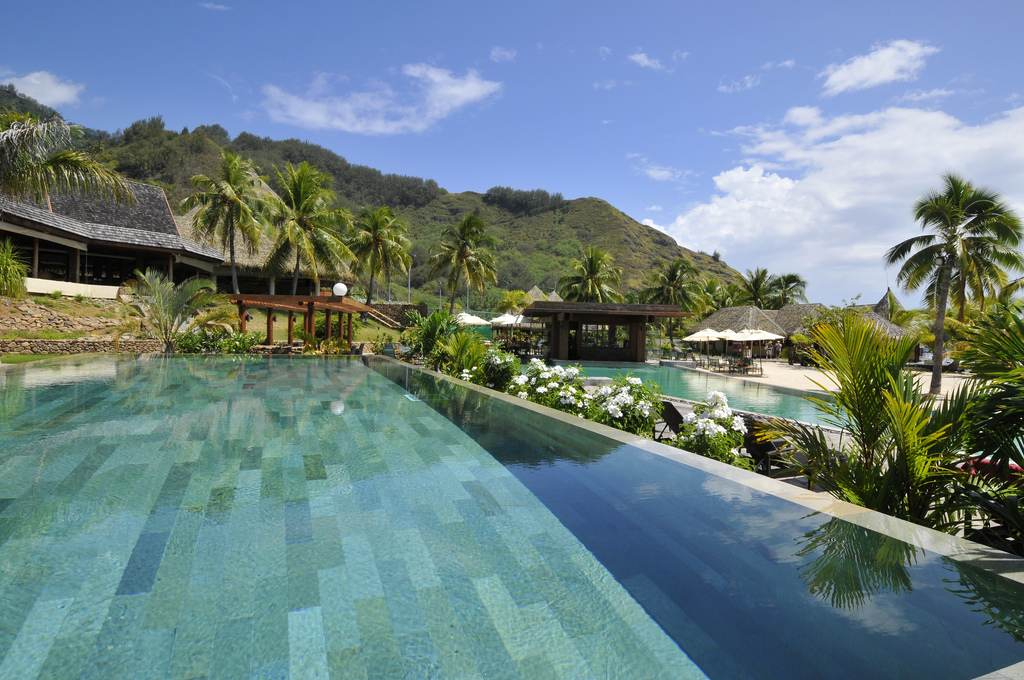Intercontinental Moorea Resort Amp Spa French Polynesia