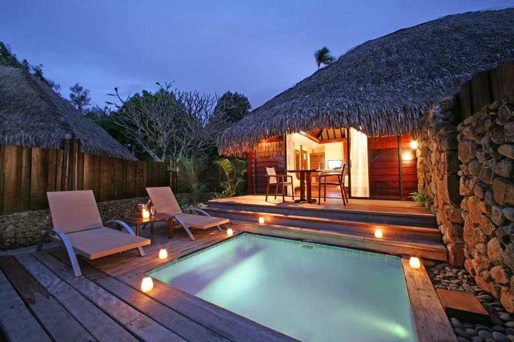 Moorea pearl resort spa french polynesia reviews for Garden pool bungalow hilton moorea