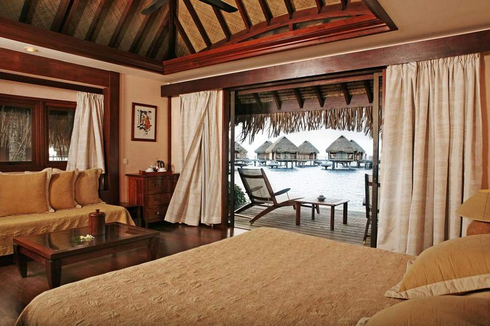 Beach Bungalows - Moorea Pearl Resort & Spa.