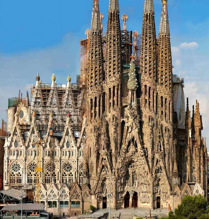 Basílica de la Sagrada Família, Spain - Reviews, Pictures, Virtual Tours, Map...