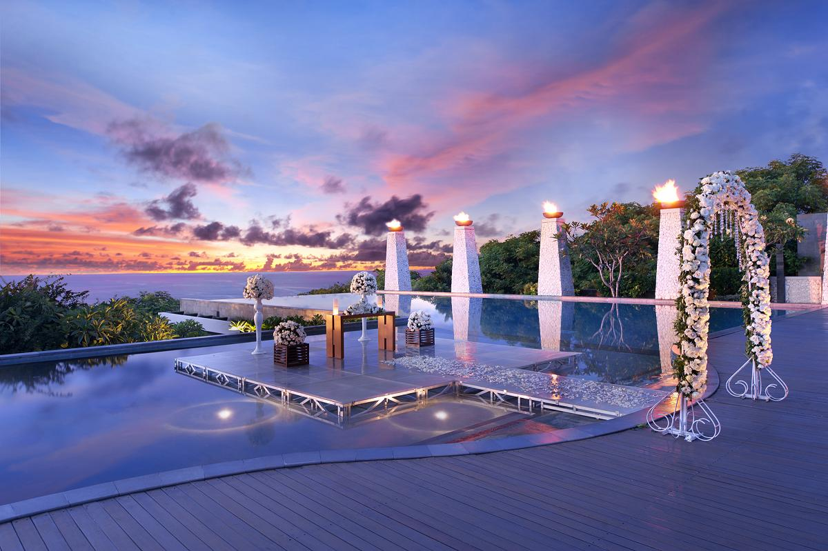 Banyan Tree Ungasan Indonesia Reviews Pictures
