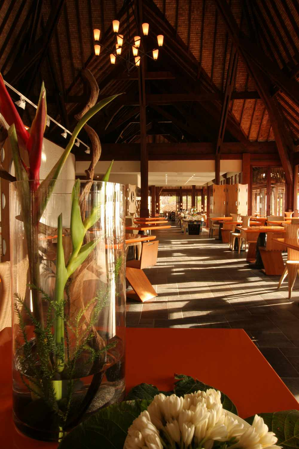 Pure Restaurant From Photo Gallery For Sofitel Moorea Ia