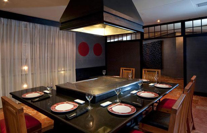 Hokkaido Restaurant From Photo Gallery For Melia Caribe Tropical