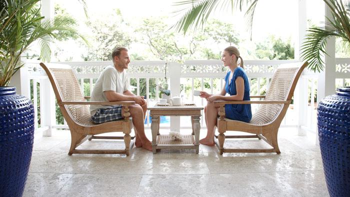 rendezvous resort saint lucia reviews pictures videos. Black Bedroom Furniture Sets. Home Design Ideas
