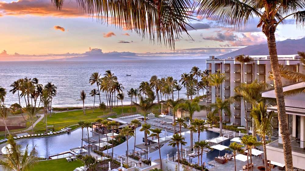 Wailea Hotels Map Hotel Andaz Maui at Wailea