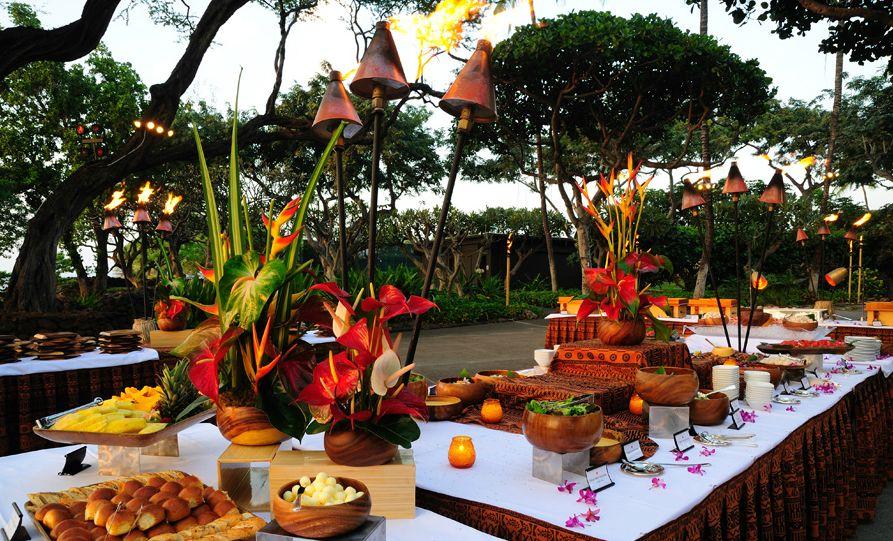 Luau From Photo Gallery For Mauna Kea Beach Hotel Big