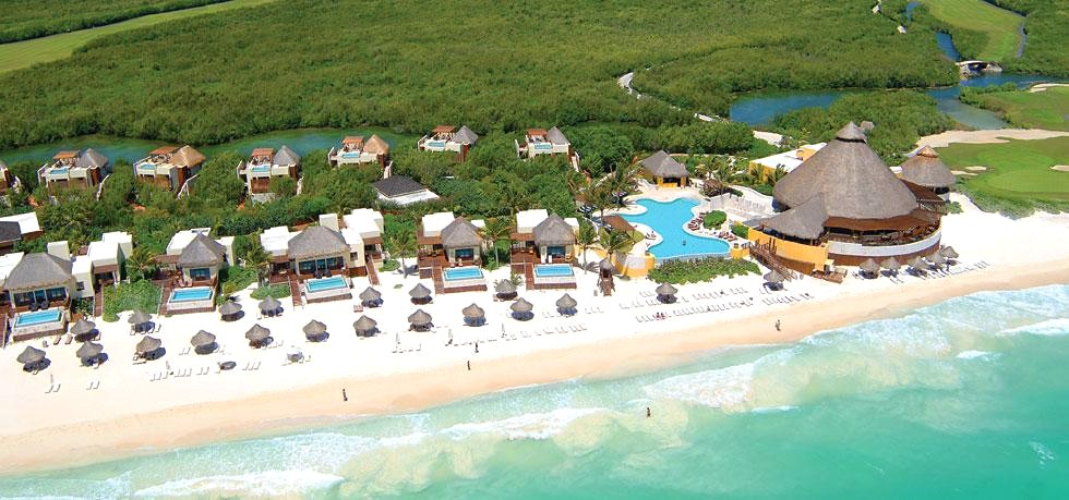Fairmont Mayakoba Mexico Reviews Pictures Videos Map Visual