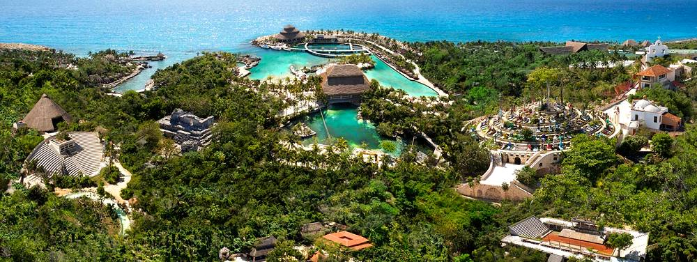 Occidental grand xcaret mexico reviews pictures map for Act point salon review