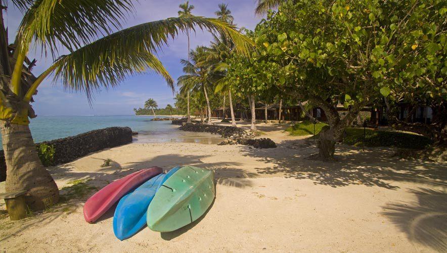 Coconuts Beach Resort Samoa Reviews