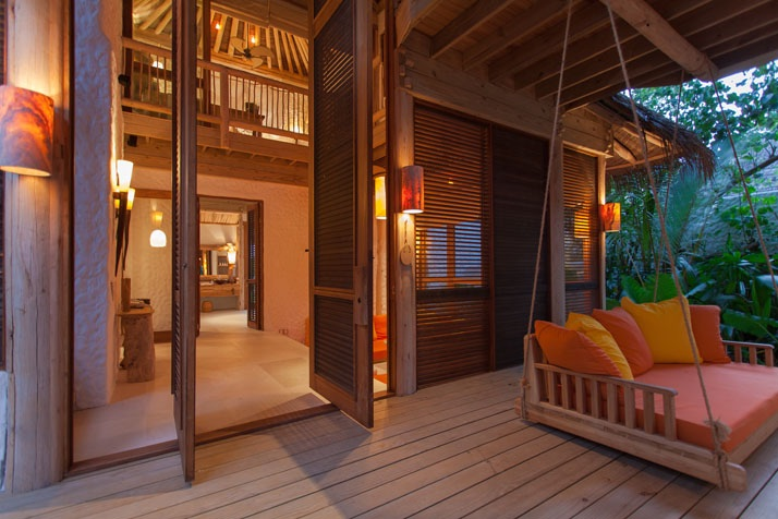 Crusoe Suite 1 Bedroom with Pool - Soneva Fushi.