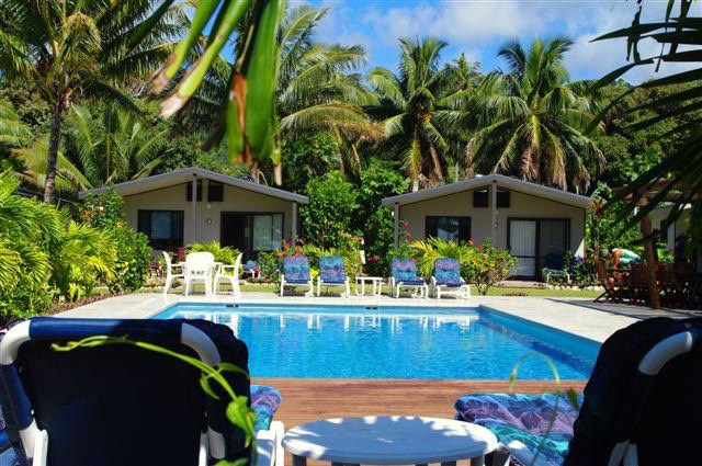 Muri Beach Resort Cook Islands Reviews Pictures Map