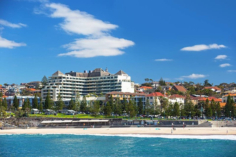 Crowne Plaza Coogee Beach - Crowne Plaza Coogee Beach. Copyright Crowne Plaza Coogee Beach.