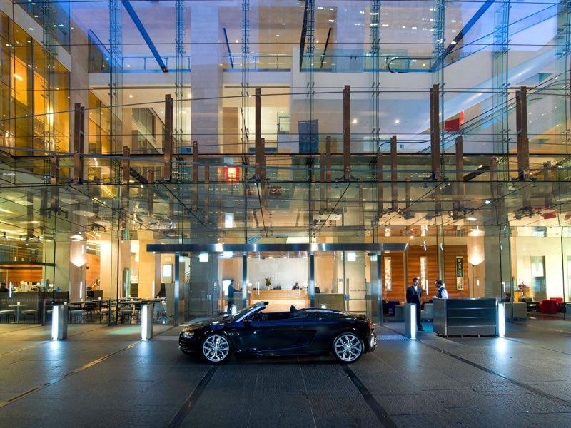 Hilton sydney hotel australia reviews pictures map for Experiential design sydney