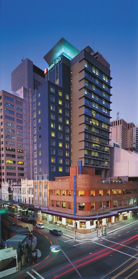 Hotel Ibis World Square Australia Reviews Pictures