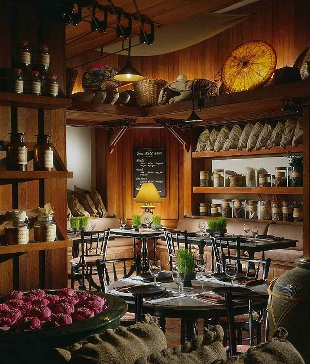 Spice Market Restaurant From Photo Gallery For Four