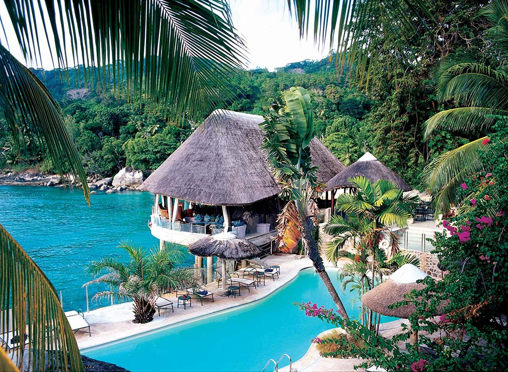Sunset Beach Resort Seychelles Reviews Pictures Map Visual Itineraries