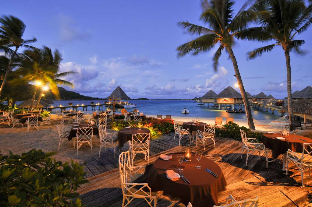 Intercontinental Bora Bora Le Moana Resort French Polynesia Reviews Pictures Virtual Tours
