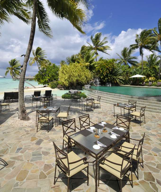 American All Inclusive Vacations In Hawaii: InterContinental Bora Bora Le Moana Resort, French
