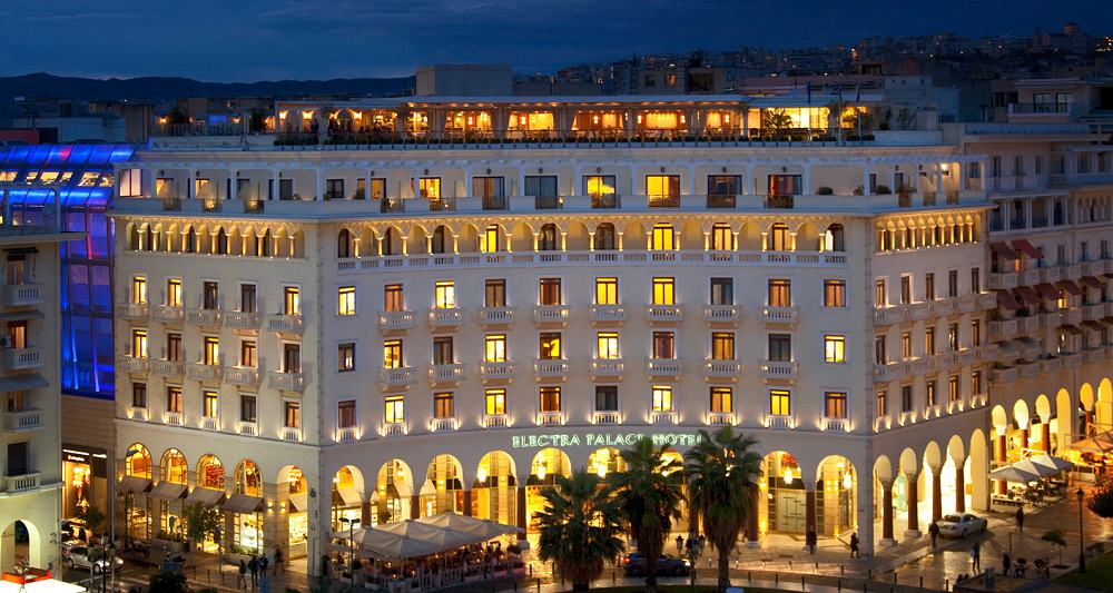 Electra Palace Hotel Athens Greece Reviews Pictures