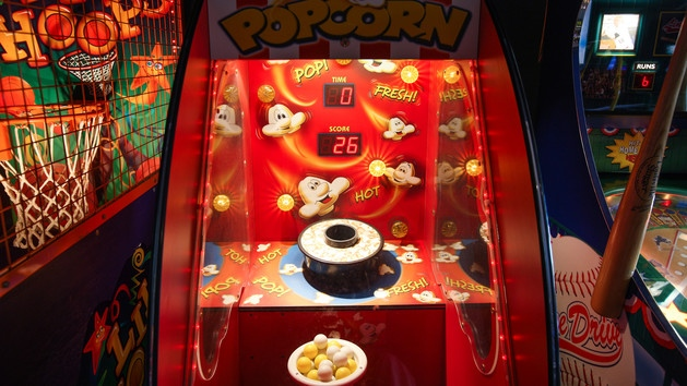 Goombay Games Arcade From Photo Gallery For Disneys Caribbean