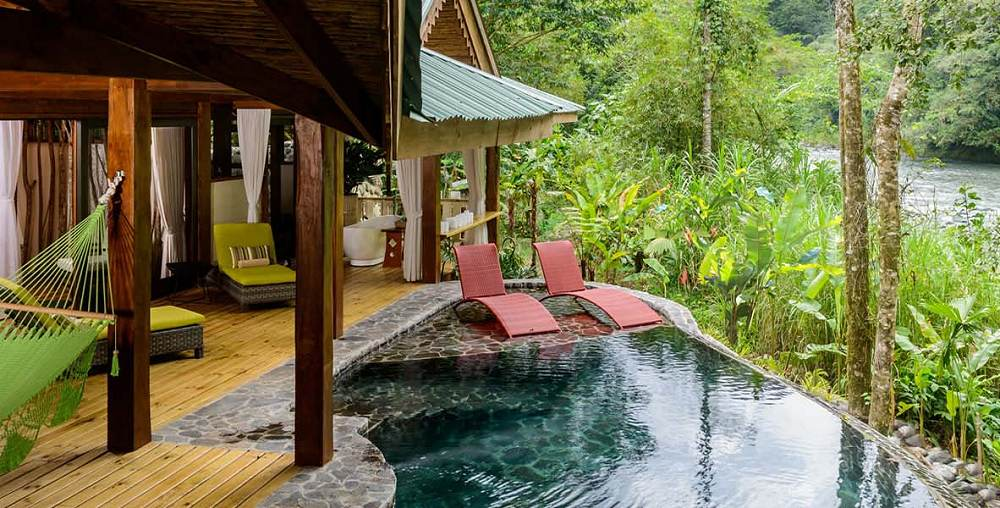 Pacuare Lodge Costa Rica Reviews Pictures Videos Map