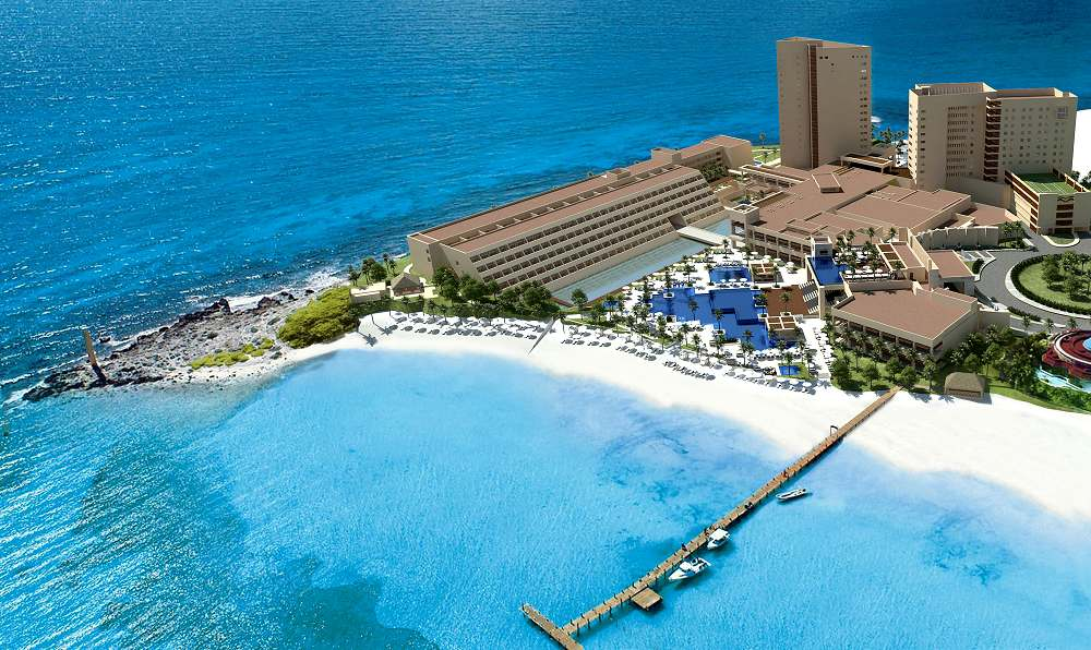 Hyatt Ziva Cancun Mexico Reviews Pictures Videos Map Visual Itineraries