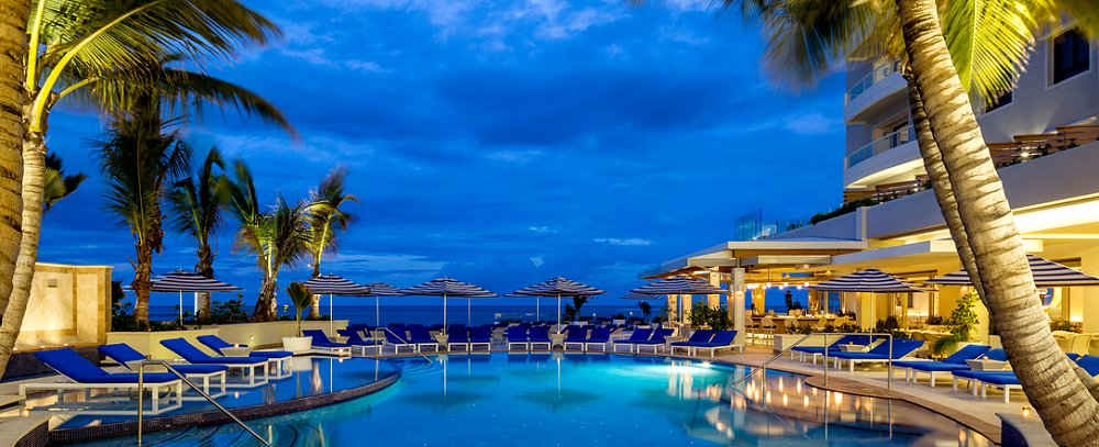 Swimming Pool And Beach Butler From Photo Gallery For Condado Vanderbilt Hotel Puerto Rico
