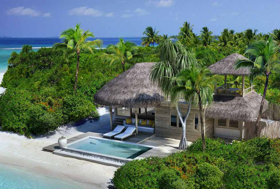 Six Senses Laamu Maldives Reviews Pictures Map Visual Itineraries