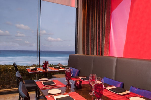Fuego Restaurant From Photo Gallery For Paradisus Cancun Cancun