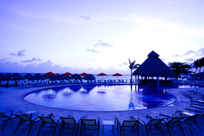 Overview - Temptation Resort Spa Cancun. Copyright Temptation Resort Spa Cancun.