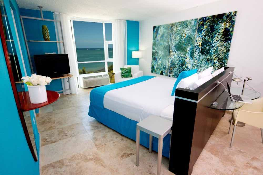 Guest Rooms From Photo Gallery For San Juan Water Beach
