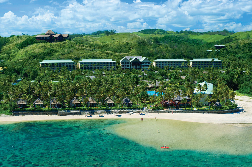 Outrigger Fiji Beach Resort - Outrigger on the Lagoon, Fiji. Copyright Outrigger Hotels.