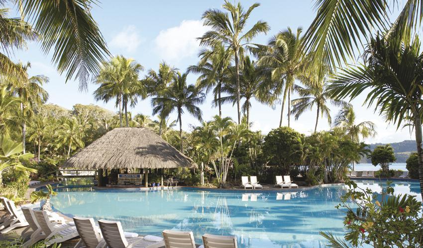 Hamilton island reef view hotel australia reviews for Pool design hamilton
