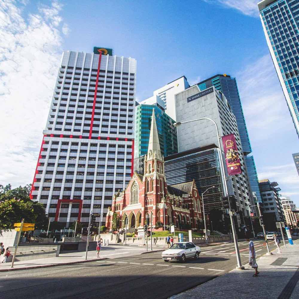 Hilton Hotel Brisbane Reviews