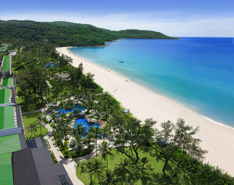 Katathani Phuket Beach Resort - Katathani Phuket Beach Resort. Copyright Katathani Phuket Beach Resort.