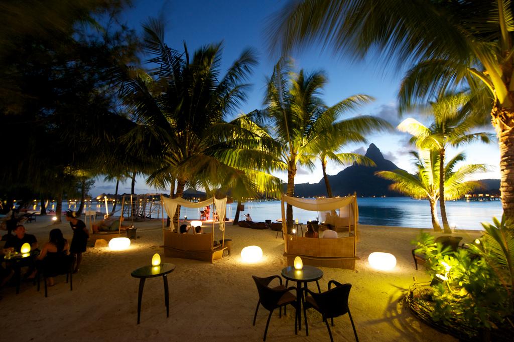 Intercontinental Bora Bora Resort Amp Thalasso Spa French