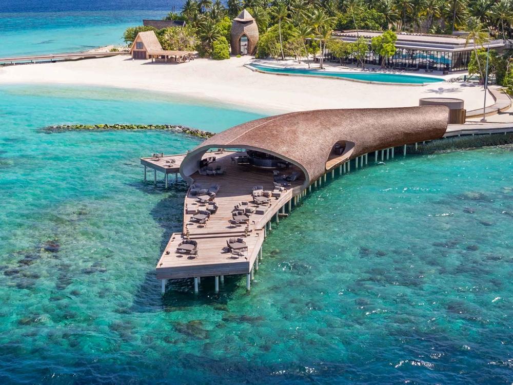 The St. Regis Maldives Vommuli Resort, added on Mon, 11 Dec 2017 14:21 PDT