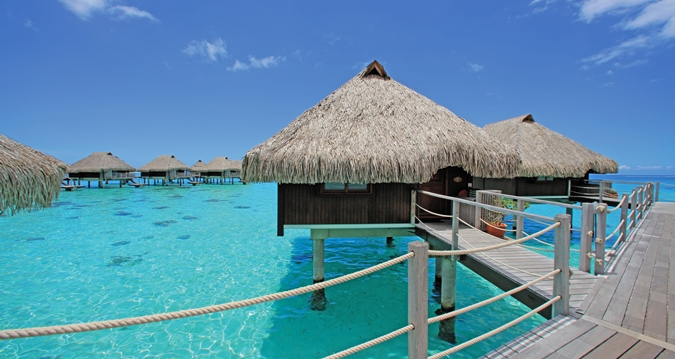 King Overwater Bungalow From Photo Gallery For Hilton