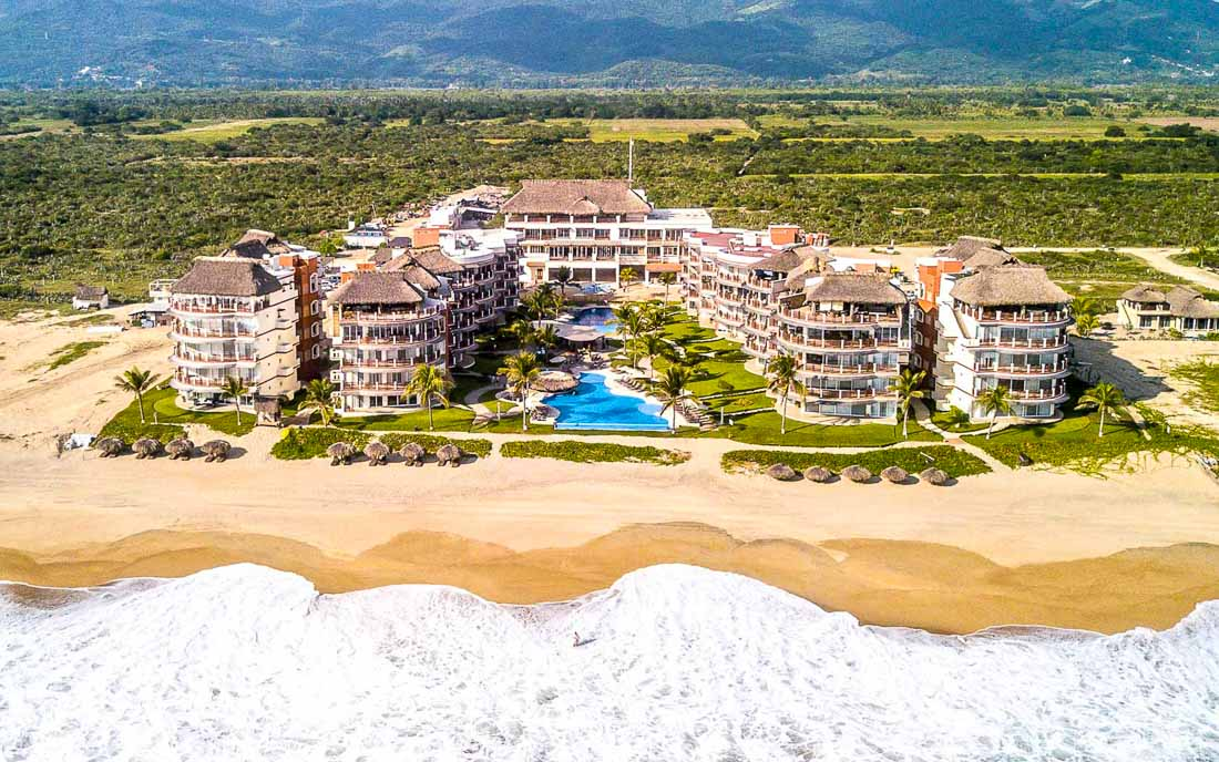 OUR OAXACA BEACH RESORT - Vivo Resorts. Copyright Vivo Resorts.