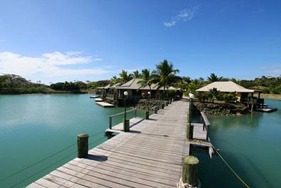 Armstrong Island Villa - Musket Cove Resort.