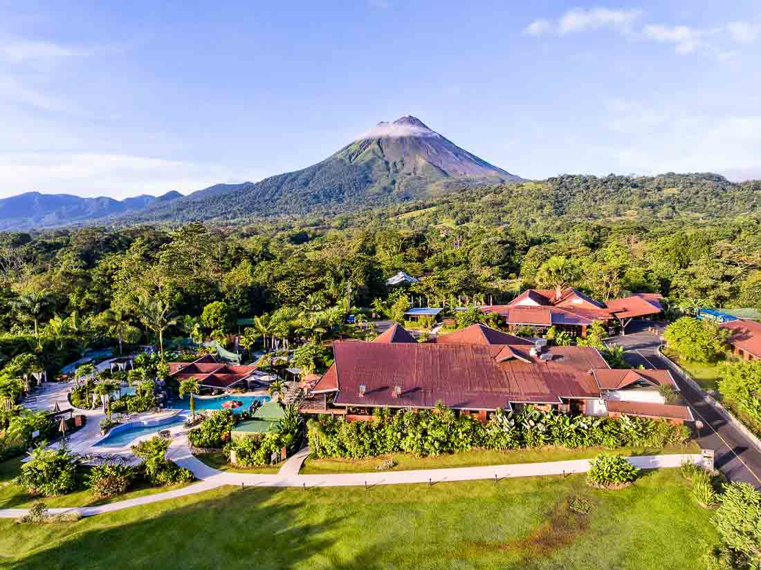 Arenal Springs Resort - Arenal Springs Resort & Spa. Copyright Arenal Springs Resort.