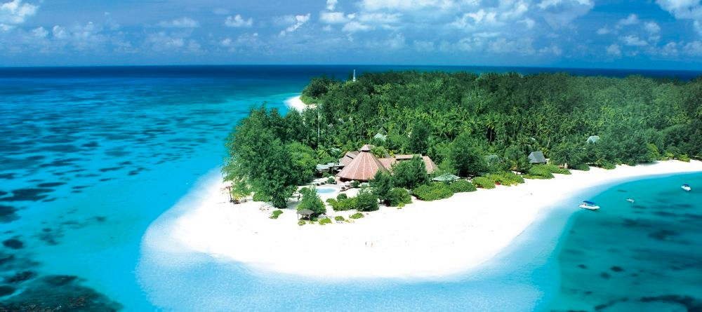Denis Island - Denis Island Lodge. Copyright Taj Resorts.