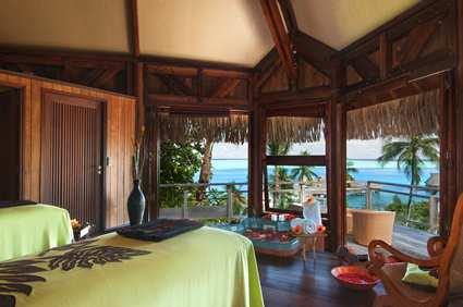 Hilton bora bora nui resort spa french polynesia for 757 dominican salon