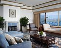 Presidential Suite Living Area - The St. Regis Princeville Resort