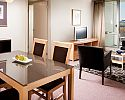 Three Bedroom Suite - Quay West Suites Melbourne