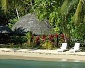 Beachfront Bure - the beach - Matangi Private Island Resort
