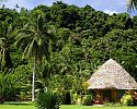 Oceanview Bure exterior - Matangi Private Island Resort
