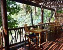 The deck - Matamanoa Island Resort